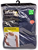 Joe Boxer Man's A-shirts 3 in a Pack (S)