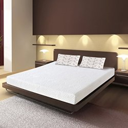 Olee Sleep 6 inch Ventilated Multi Layered Memory Foam Mattress