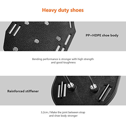 Lawn-Aerator-Shoes-Tacklife-Aerating-Lawn-Soil-Sandals-with-4-Aluminium-Alloy-Buckles-4-Adjustable-Straps-2-Extra-Spikes-and-Wrench-Heavy-Duty-Spiked-Sandals-for-Aerating-Your-Lawn-or-Yard
