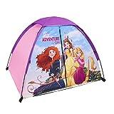 Exxel Outdoors Disney Princess Play Tent, Purple