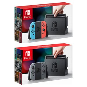 Nintendo Switch Console System 32GB with Joy-Con Wireless Controllers