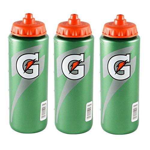 Gatorade Squeeze Bottle, 20 oz (3 Pack)