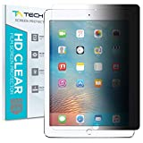 iPad Pro 12.9' (2015 and 2017) Privacy Screen Protector, Tech Armor 4Way 360 Degree Privacy Apple iPad Pro 12.9-inch Film Screen Protector [1-Pack]