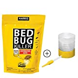 Harris Bed Bug Killer, Diatomaceous Earth (2lb with Duster)