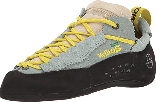 La Sportiva Mythos ECO Women's Climbing Shoe, Greenbay, 38.5