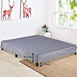 Product review for Spinal Solution Boxsping Foundation Platform Bed  For Queen Size Mattress,Comes With Legs To Eliminate Need For Bed Frame