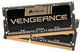 CORSAIR Vengeance 16GB (2x8GB) 204-Pin DDR3 SO-DIMM DDR3 1600 (PC3 12800) Laptop Memory Model CMSX16GX3M2A1600C10