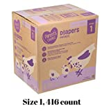 Parent's Choice Diapers (Size 1, 416 count)