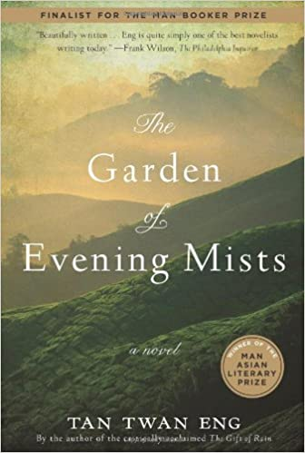 The Garden of Evening Mists Book Cover