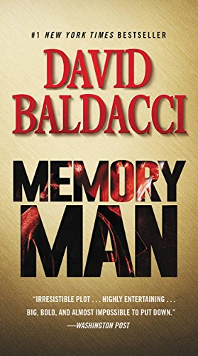 Memory Man (Memory Man series Book 1) - Kindle edition by Baldacci ...