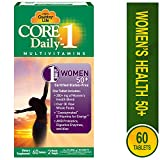 Country Life Core Daily-1 - Dietary Supplement for Women 50 Plus - 60 Tablets, 2 Month Supply