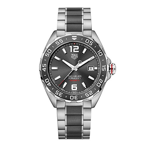 51%2BViwHog0L Brand New TAG Heuer Formula One WAZ2011.BA0843 Below Retail Price & Guaranteed Authentic Manufacturer Box & Manual Included