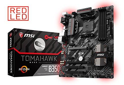 MSI Gaming AMD Ryzen B350 DDR4 VR Ready HDMI...