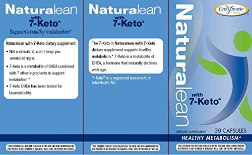Enzymatic Therapy Naturalean with 7-Keto, Healthy Metabolism, 30 Count 5