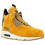 Nike air max 90 Sneakerboot Winter Mens hi top Trainers 684714 Sneakers Shoes (US 10, Bronze Black Bamboo 700)