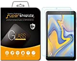 [2-Pack] Supershieldz for Samsung Galaxy Tab A 8.0 inch (2018) [SM-T387 Model] Tempered Glass Screen Protector, Anti-Scratch, Bubble Free, Lifetime Replacement