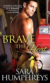 Brave the Heat (The McGuire Brothers) by [Humphreys, Sara]