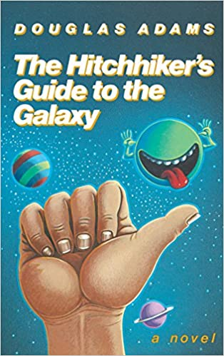 The Hitchhiker's Guide to the Galaxy 25th Anniversary Edition ...