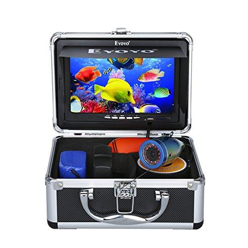Eyoyo Portable Fish Finder Waterproof Underwater