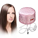 Hair Thermal Steamer Treatment SPA Cap Nourishing Care Hat New Beauty Steamer Nourishing Hat 23 x 17cm