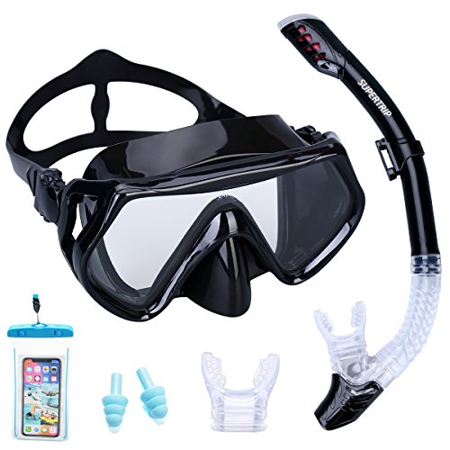 Supertrip Snorkel Set Adults