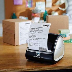 DYMO-LabelWriter-4XL-Thermal-Label-Printer-1755120-plus-5-bonus-rolls