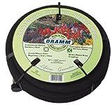 Dramm 17020 ColorStorm Premium 25 Foot Soaker Garden Hose, Black