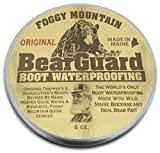 Bear Guard Original - Boot and Leather Waterproofing - Beeswax and Bear Grease