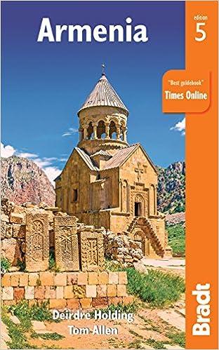 Armenia Bradt Travek Guide