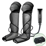 FIT KING Foot and Leg Massager for Circulation with Knee Heat FT-011A