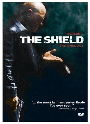 Amazon.com: The Shield: Season 7 - The Final Act: Michael Chiklis,  Catherine Dent, Paula Garces, Walton Goggins, Michael Jace, Jay Karnes,  David Marciano, Benito Martinez, Cathy Cahlin Ryan, David Rees Snell, CCH