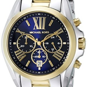 Michael Kors Men's Bradshaw Two-Tone Watch MK5976 27 Fashion Online Shop gifts for her gifts for him womens full figure