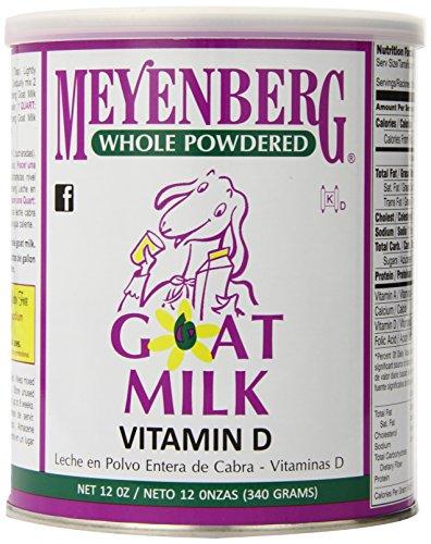 powdered goats milk