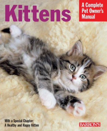 Kittens-Complete-Pet-Owners-Manual-Paperback--August-23-2008