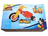 Disney Junior Mickey And The Roadster Racers Version of The Original BIG WHEEL Junior Rider