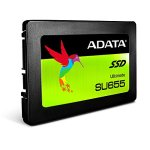 ADATA SU655 240GB 3D NAND 2.5 inch SATA III High Speed Read up to 520MB/s Internal SSD (ASU655SS-240GT-C)