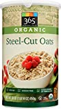 365 Everyday Value Organic Steel Cut Oats, 30 OZ
