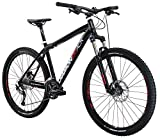 Diamondback Bicycles Overdrive Sport Hard Tail Compete Mountain Bike with 27.5' Wheels, 22'/X-Large, Dark Blue