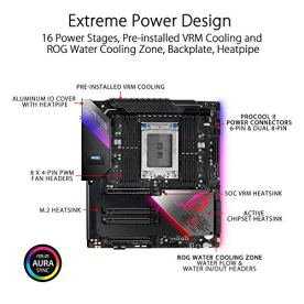ASUS-ROG-Zenith-II-Extreme-TRX40-Gaming-AMD-3rd-Gen-Ryzen-Threadripper-sTRX4-EATX-Motherboard-with-16-Power-Stages-PCIe-40-WiFi-6-80211ax-USB-32-Gen2-and-Aura-Sync-RGB