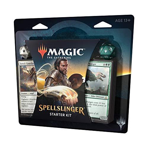 Magic: The Gathering Spellslinger Starter Kit, 2 Starter Decks, 2 Dice, 2 Learn to Play Guides