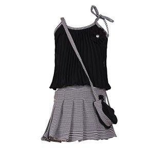 Aarika Girls' A-Line Mini Dress