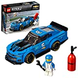 LEGO Speed Champions Chevrolet Camaro ZL1 Race Car 75891 Building Kit, 2019 (198 Pieces)