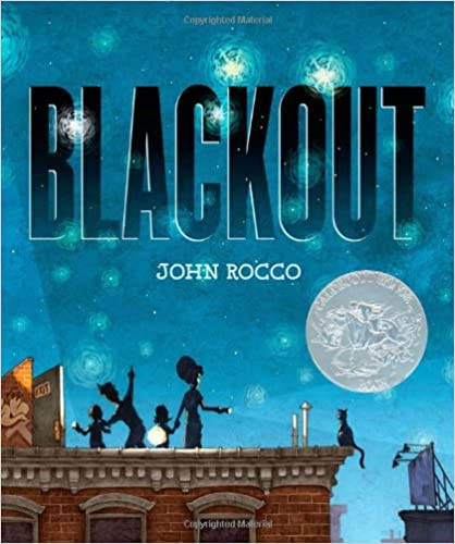 Blackout by John Rocco diversity-multiculturalism-bi-racial-culturally-responsive-teaching
