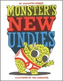 MOSNTER'S NEW UNDIES book cover