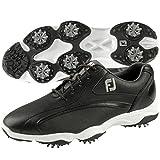 FootJoy 2016 Men's Superlites Sport Speed Saddle Golf Shoes, Previous Season Styles (8.5 D(M) US, Black)