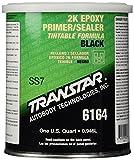 TRANSTAR 6164 Black 2K Epoxy Primer/Sealer - 1 Quart