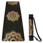 Thick-Yoga-Mat-Non-Slip-Eco-Friendly-Exercise-Mat-including-Yoga-Mat-Strap-Exercise-Equipment-for-Home-Workout-Large-Workout-Mat-with-Design-Made-of-Natural-PU-Rubber