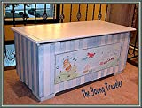 """Product review for """"The Young Traveler"""" Children's Toy Chest"""