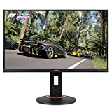Acer XF250Q Cbmiiprx 24.5' Full HD (1920 x 1080) Zero Frame TN Gaming G-SYNC Compatible Monitor - 1ms | 240Hz Refresh (Display, HDMI 2.0, HDMI 1.4 ports)