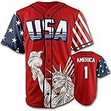 USA Red America #1 XXL